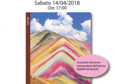 Segnalazione evento: Viole nel deserto di Stefania Miola