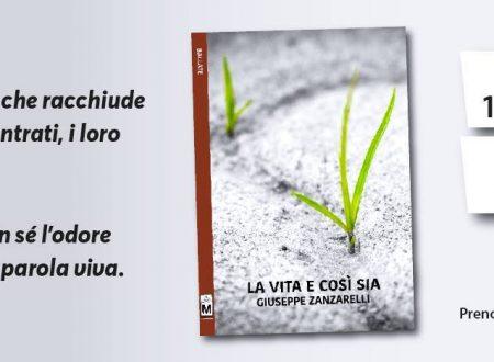 Novità editoriale – La vita e così sia di Giuseppe Zanzarelli