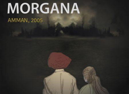 Una fata Morgana – Amman 2005 di Paola Montagner, a cura di Carlo Porrini